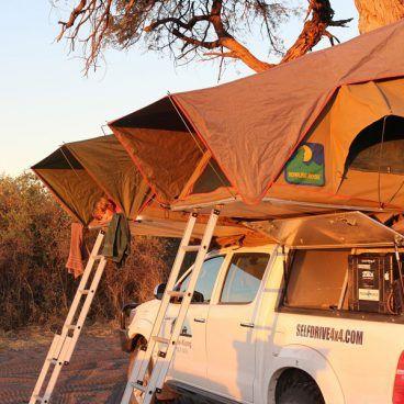 self drive Namibia