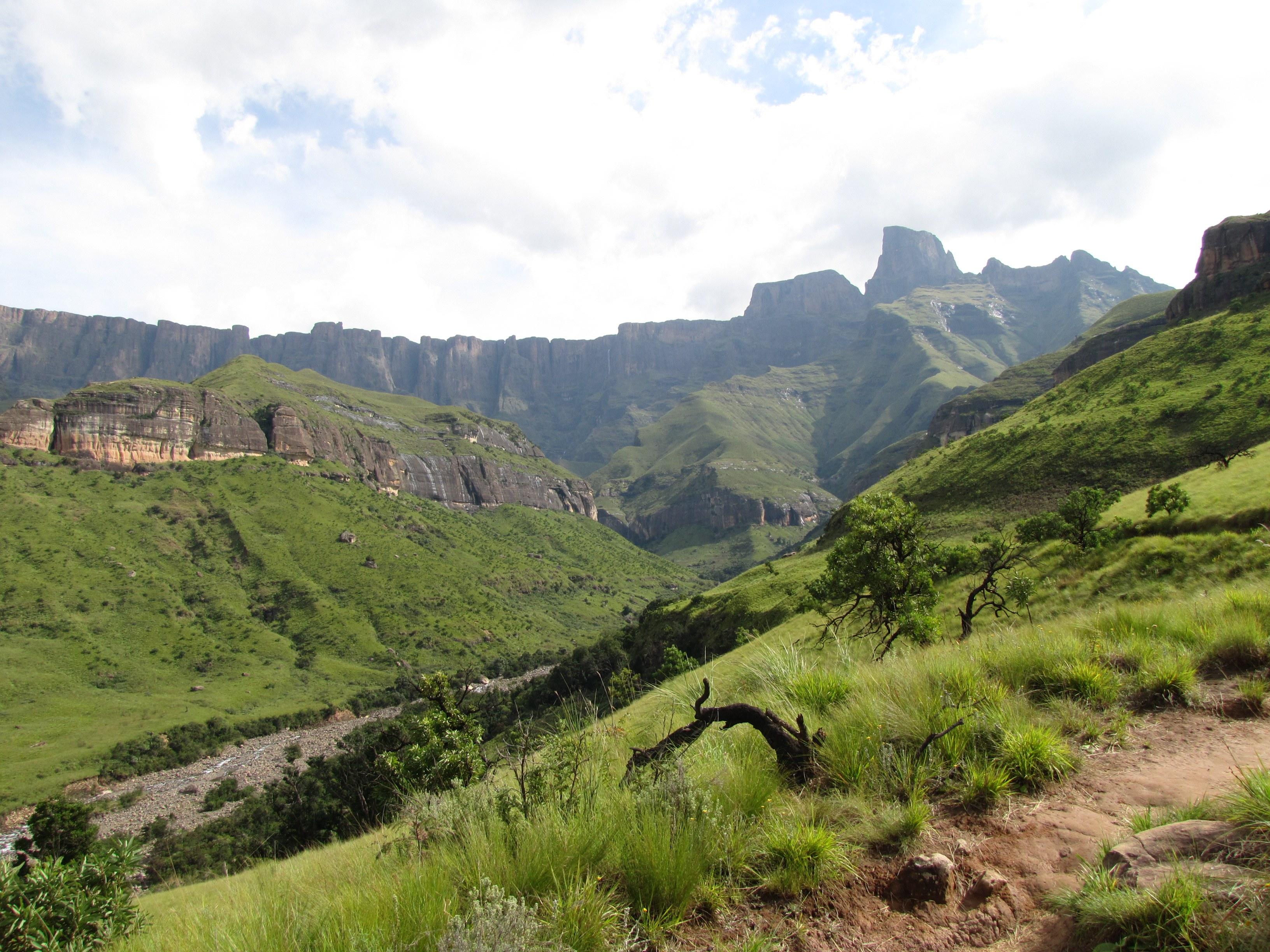 Self drive Lesotho