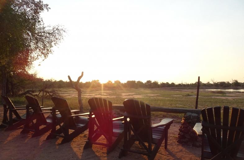 Ndlovu Restcamp – Chalet