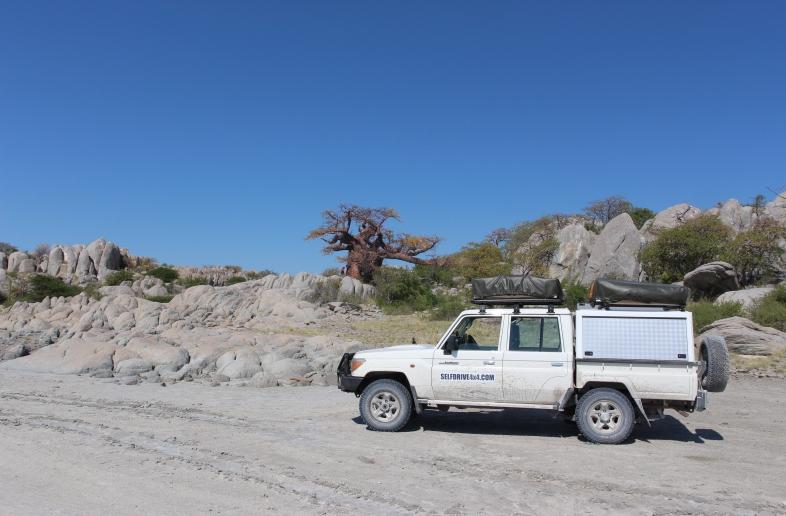 Zuid-Afrika, Botswana en Victoria Falls Self Drive