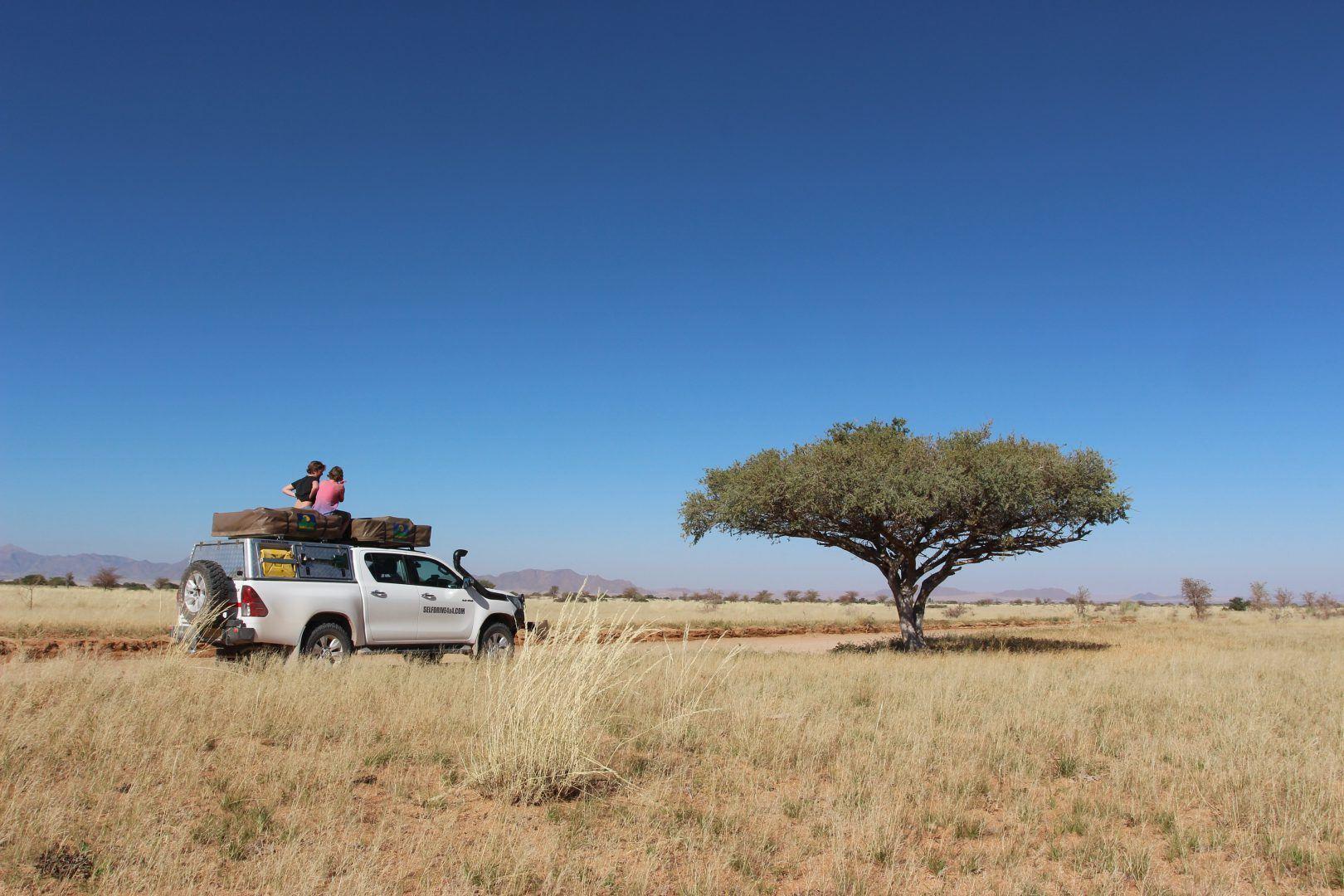 Namibia Self Drive 14 days - 4x4 kampeerreis  Selfdrive4x4 com