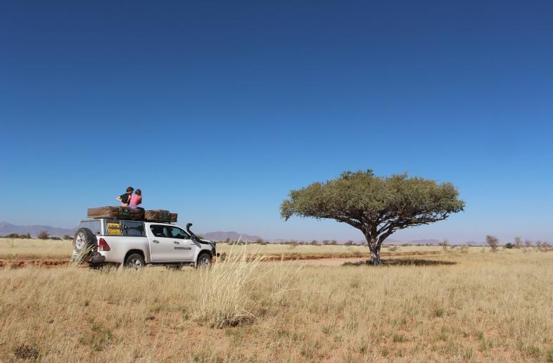 Namibië Self Drive 14 dagen