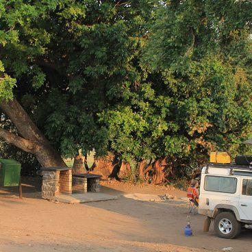 Ihaha campsite