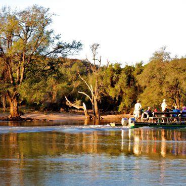 Namibie en Botswana reis met Selfdrive4x4.com