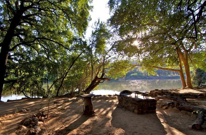 Kunene River Lodge – Campsite