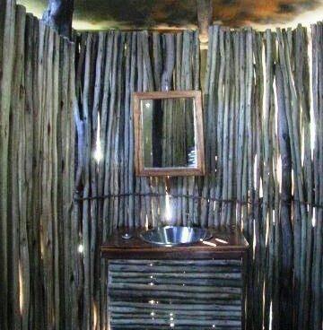 Kwando bush badkamer