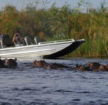 Kwando motorboot