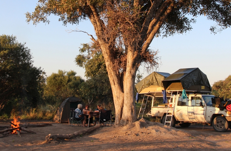 Botswana Moremi & Chobe Self Drive