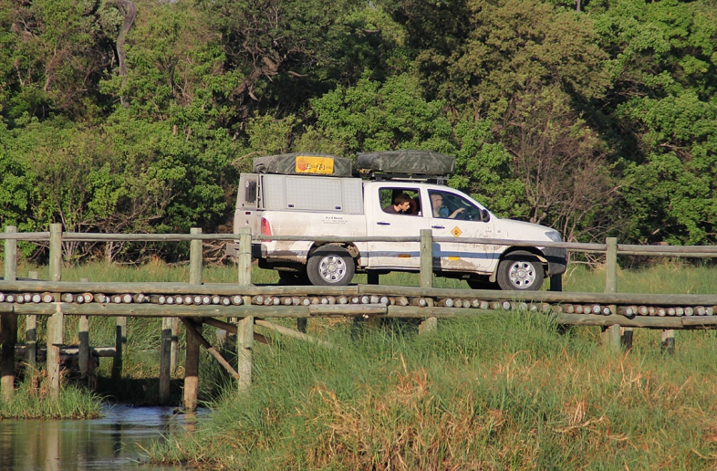 Zuid-Afrika, Botswana & Zambia Self Drive