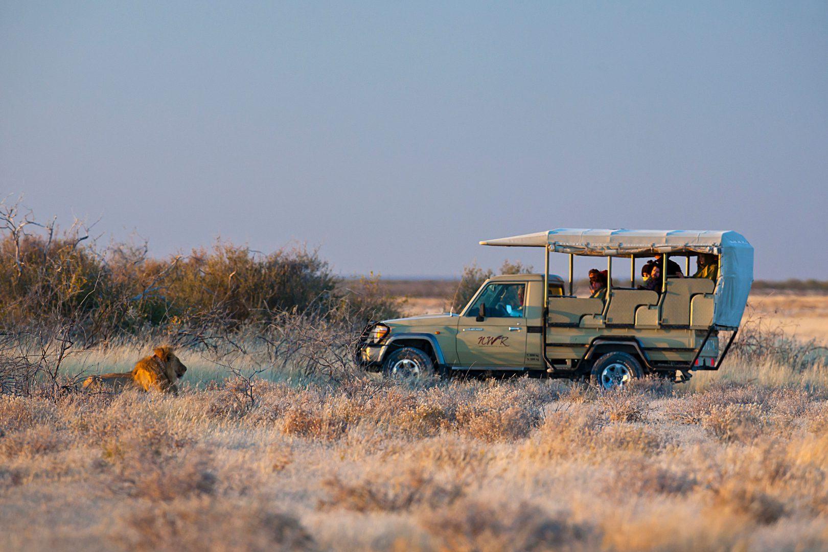 Namibia & Botswana Self Drive - Camping | Selfdrive4x4 com