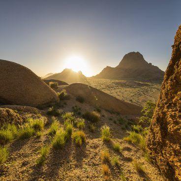 Spitzkoppe Self Drive Namibia