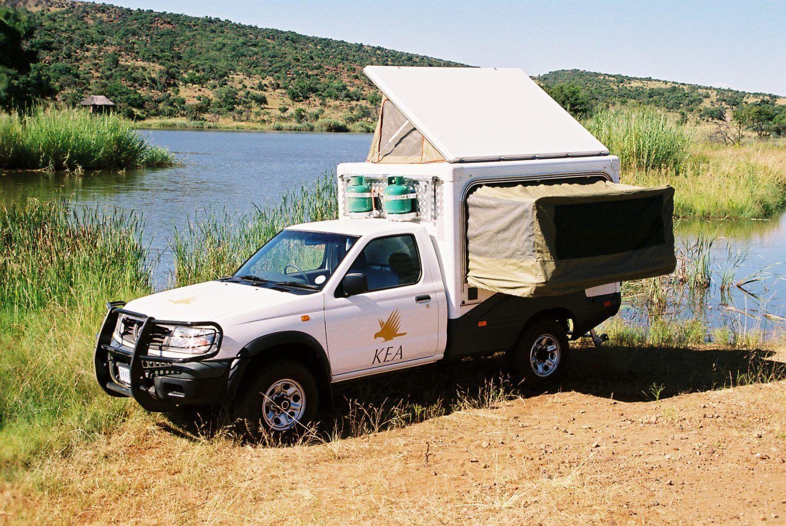 Toyota Trax 4x4 Camper 4x4 2 4 Diesel Engine Selfdrive4x4 Com