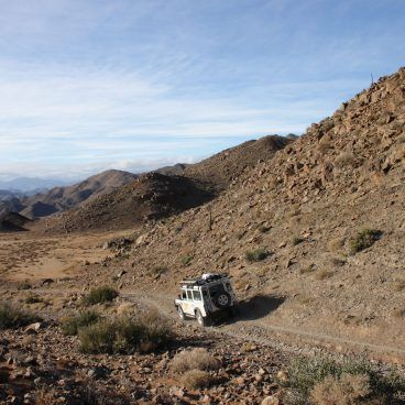 Roadtrip door Zuid-Afrika, Richtersveld