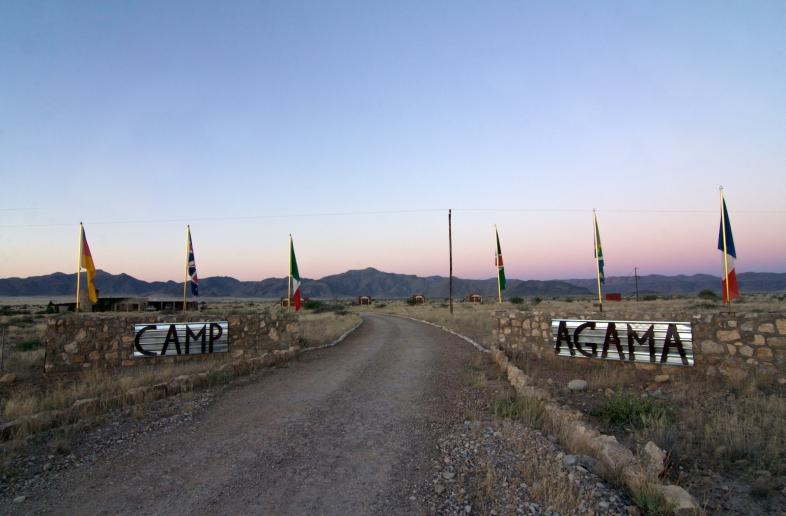 Agama River Camp
