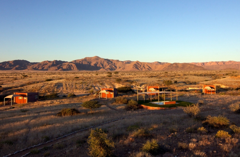 Agama River Camp – Lodge