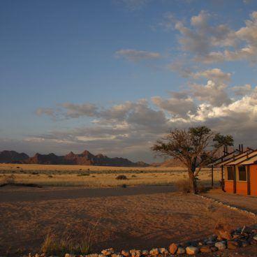Desert Camp Namibie
