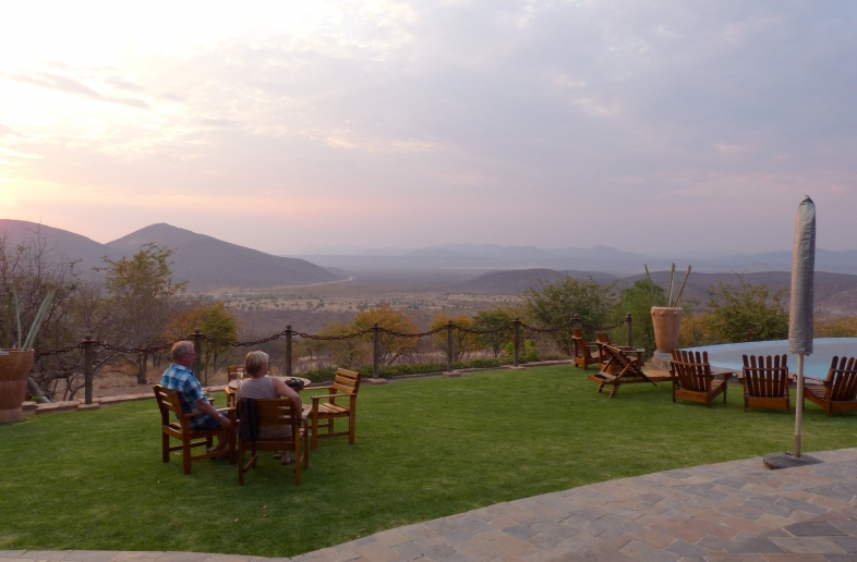 Opuwo Country Lodge – Campsite