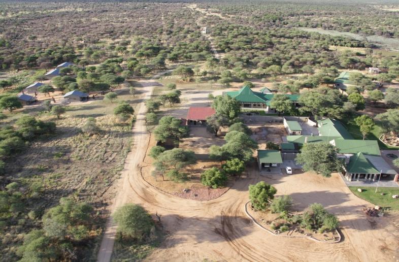 Otjiwa Safari Lodge – Campsite