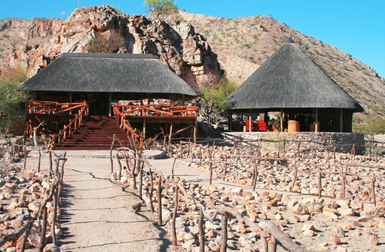 Khowarib Lodge – Campsite