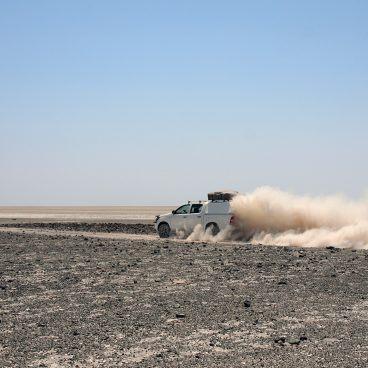 Makgadikgadi Salt Pans Botswana