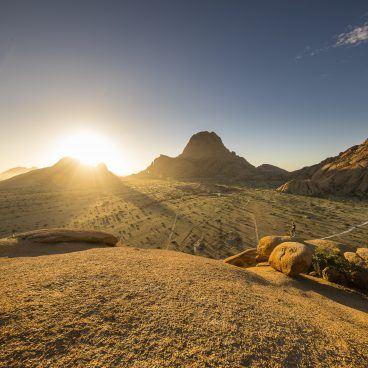 Spitzkoppe in Namibië