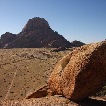 Spitzkoppe Namibia and Botswana tour