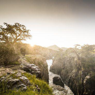 Epupa Falls Namibië