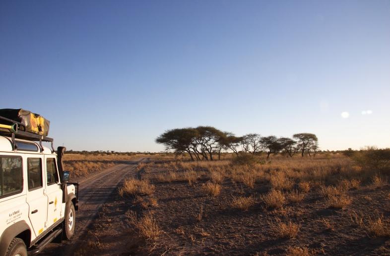 Kalahari Sunday Pan Campsite