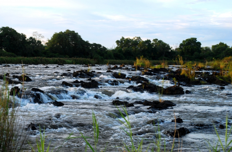 Popa Falls Resort – Campsite