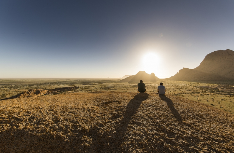Namibië, Botswana en Victoria Falls