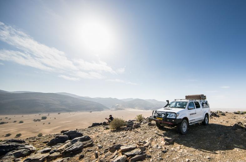 Self drive Namibië