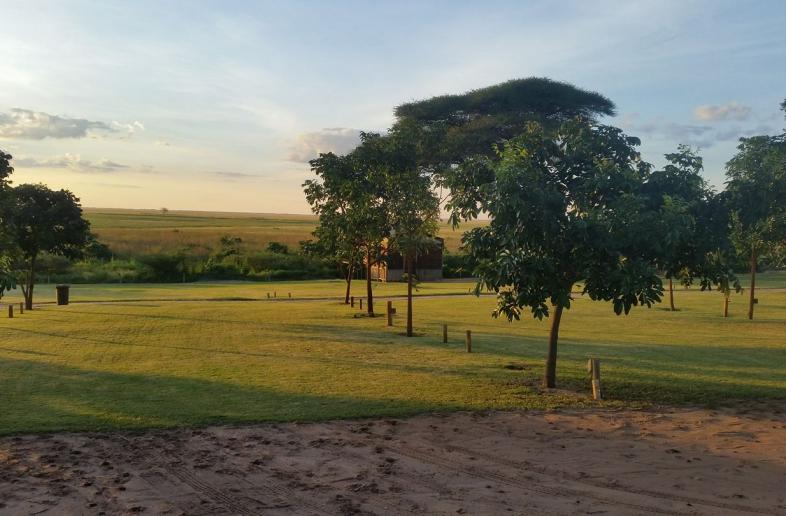 Mwandi View – Campsite