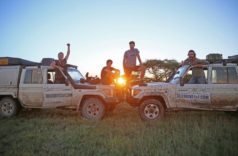 3 op Reis Botswana special