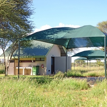 Erindi Game Reserve Camp Elephant