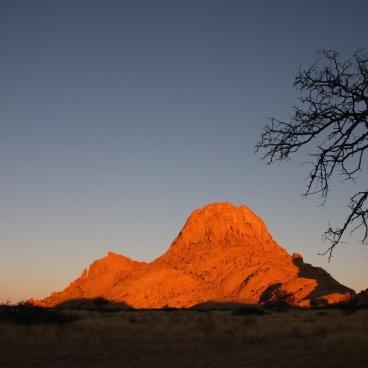 Autohuur Namibië Spitzkoppe