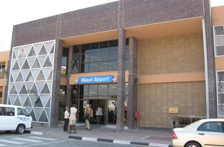 Maun (airport)