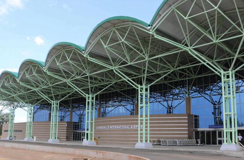 Victoria Falls (airport)