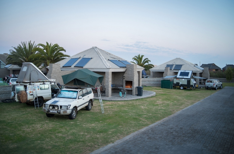 Alte Brucke Campsite