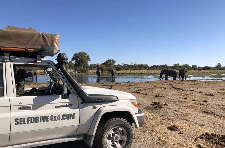 Self drive Botswana