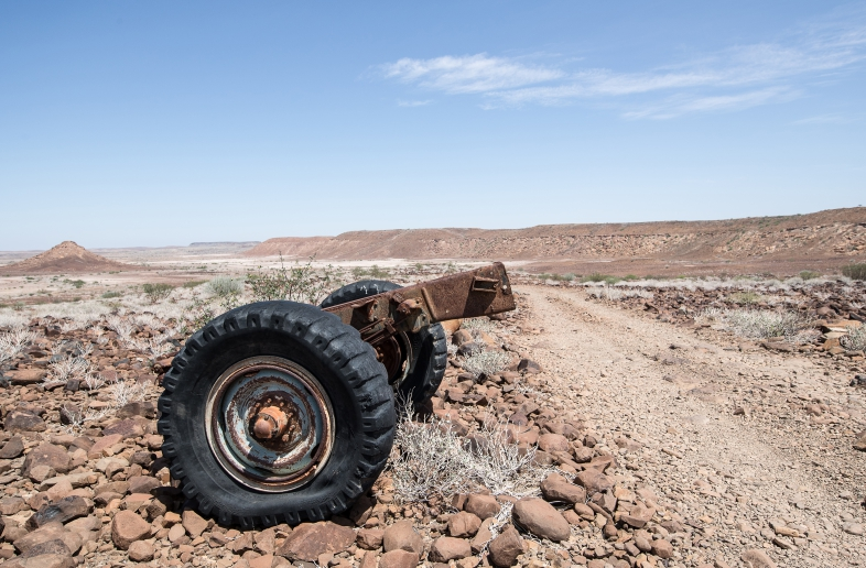 Namib Woestijn Etosha National Park en Himba